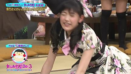 フジテレビ系列27時間テレビ ANB48の渡辺麻友の頭を蹴った加藤浩次に殺害予告が殺到し炎上! 岡村が謝罪する事態に