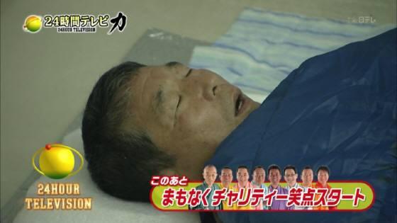 『24時間テレビ』史上最年長ウォーカー徳光和夫 途中で寝ていた
