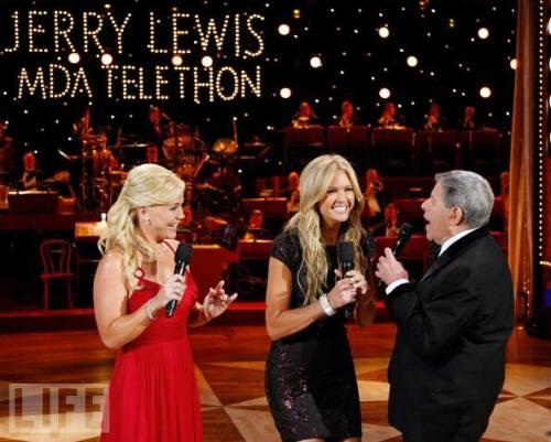 アメリカで40年以上も続いているチャリティー番組『レイバーデイ・テレソン』は豪華な出演者