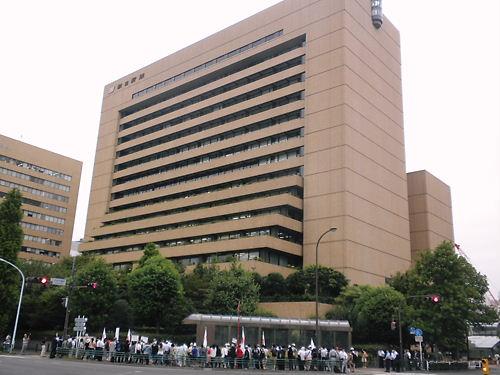慰安婦の強制連行捏造をした朝日新聞関係者の国会証人喚問要求デモ20130825