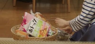 7月14日放送TBS「半沢直樹」半沢直樹の家にあるお茶菓子が、韓国屋台おやつ「ホトック」