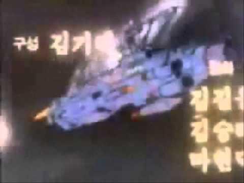 朝鮮宇宙戦艦ヤマト(パクリ) VS 宇宙戦艦ヤマト(オリジナル)