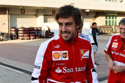 韓国GP終了後、すぐに韓国を離れて日本へ移動=フェルナンド・アロンソ