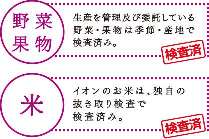 トップバリュの「安全・安心」活動 「『中国猛毒米』偽装イオンの大罪を暴く」