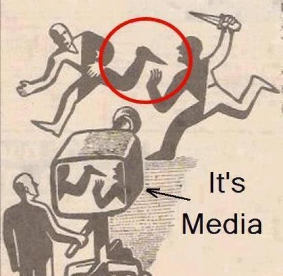 It's Media!偏向報道で加害者と被害者が逆転