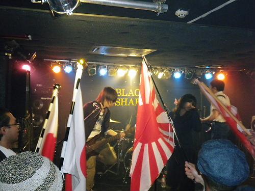 20130330桜乱舞流3月30日(土) ライブハウス早稲田ブラックシャーク