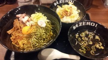 麺屋 ZERO1 橋本ミウィ店 vol_18