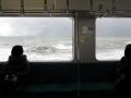 日本海を望む