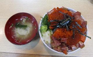 とびっ子海鮮丼