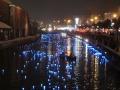 小樽運河、夜