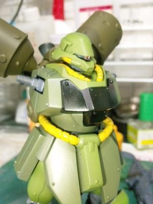 HGUC ギラドーガ重装型14