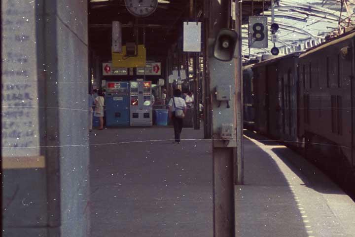 第1回上野駅_キズ