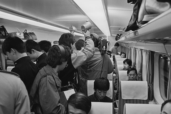 19850314上野駅_東北新幹線上野開業一番列車_02