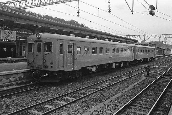 600321東北本線_野辺地駅_大湊線キハ22