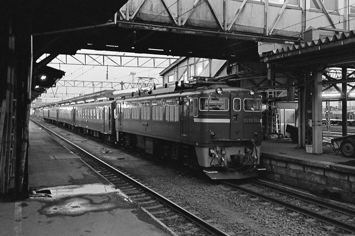 600321奥羽本線_青森駅_普通列車