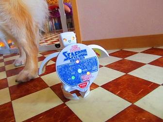 ロボット3d