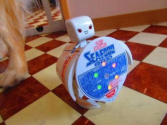 ロボット4d