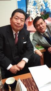 中川先生と