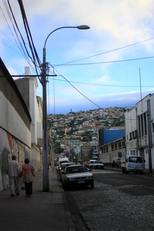 バルパライソの道2