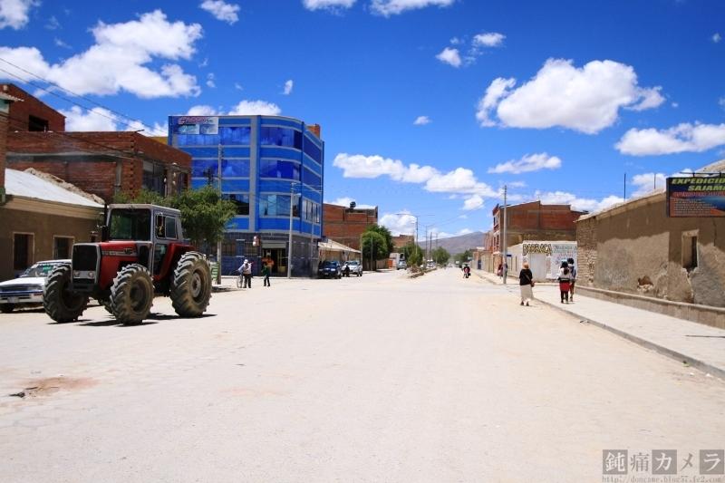 ウユニの街2