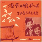 浅草の鳩ポッポ