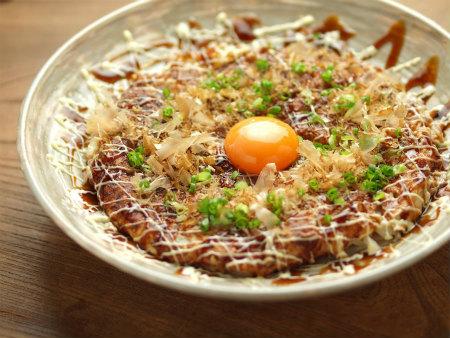 納豆お好み焼き11