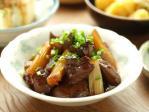 鶏肝とこんにゃくの炒め南蛮17