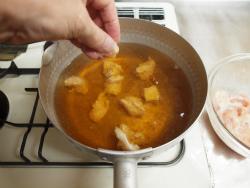 鶏と冬瓜の煮物作り方y15