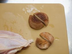 鶏むね肉ときのこの和ペペロンy01