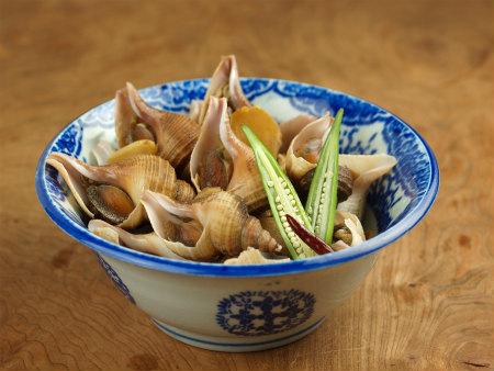 つぶ貝煮付け走波焼y33