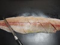 白身魚のあんかけフライパン蒸24