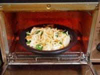 長芋と厚揚げの和風チーズ焼72