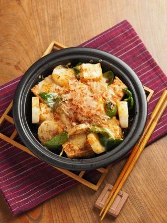 長芋と厚揚げの和風チーズ焼19