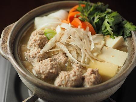 豚団子とひらひらゴボウ鍋14