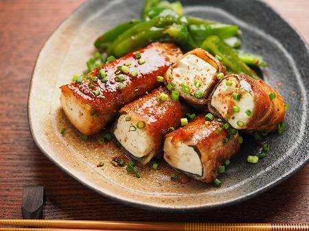 豆腐照り焼きの照り焼き風33