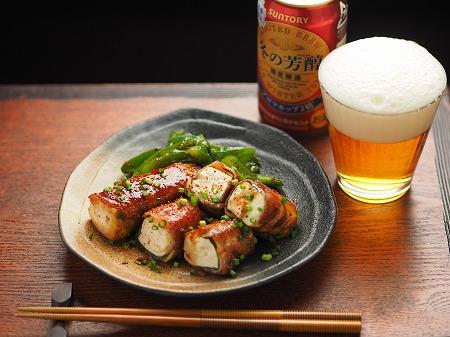 豆腐照り焼きの照り焼き風41