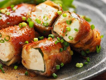 豆腐照り焼きの照り焼き風31