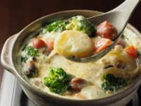 豆乳チーズ鍋36