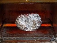にんにくホイル焼き鶏塩焼き52