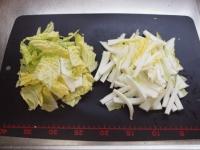 豆腐のとろとろ白菜あんかけ20