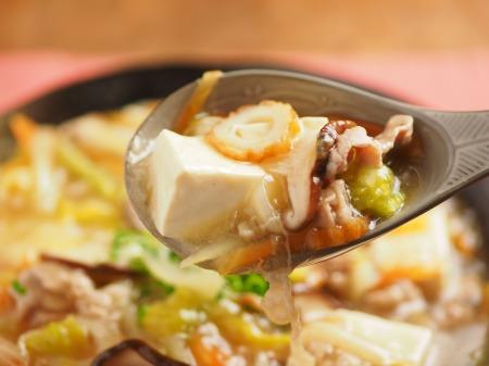 豆腐のとろとろ白菜あんかけ14