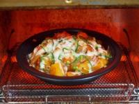 鯖缶とジャガイモのトマトチーズ35