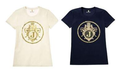 JC Emblem Logo Tee