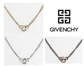 Givenchy 3色 ペンダント ネックレス