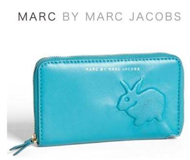 ウサギの長財布1