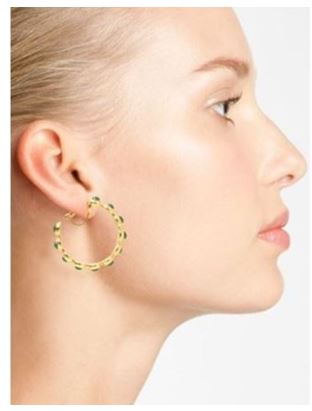 Clip Hoop Earrings2