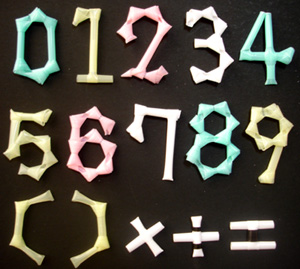 アラビア数字