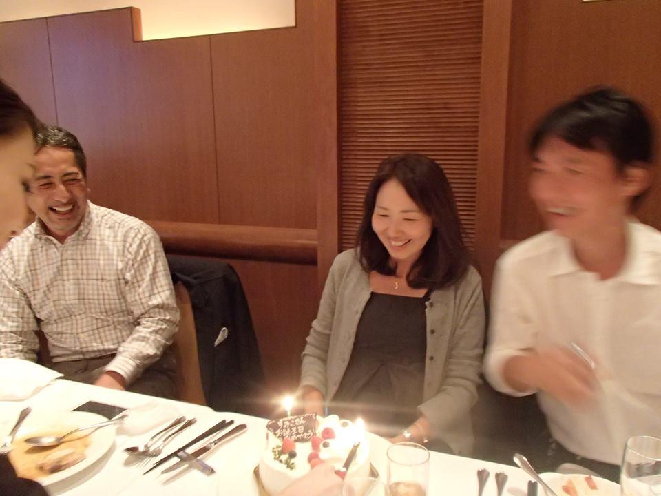 20141025 誕生日会&祝勝会4