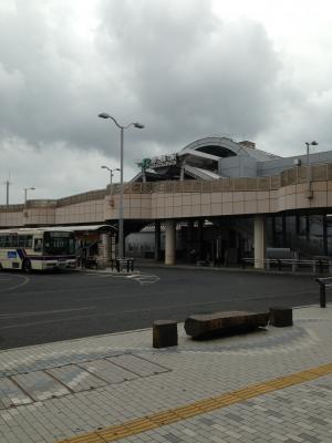 赤塚駅風景