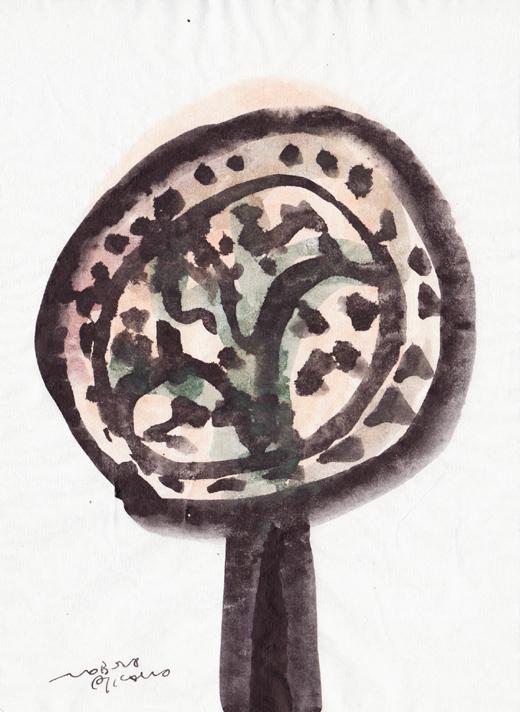 木(陶へのオマージュ)